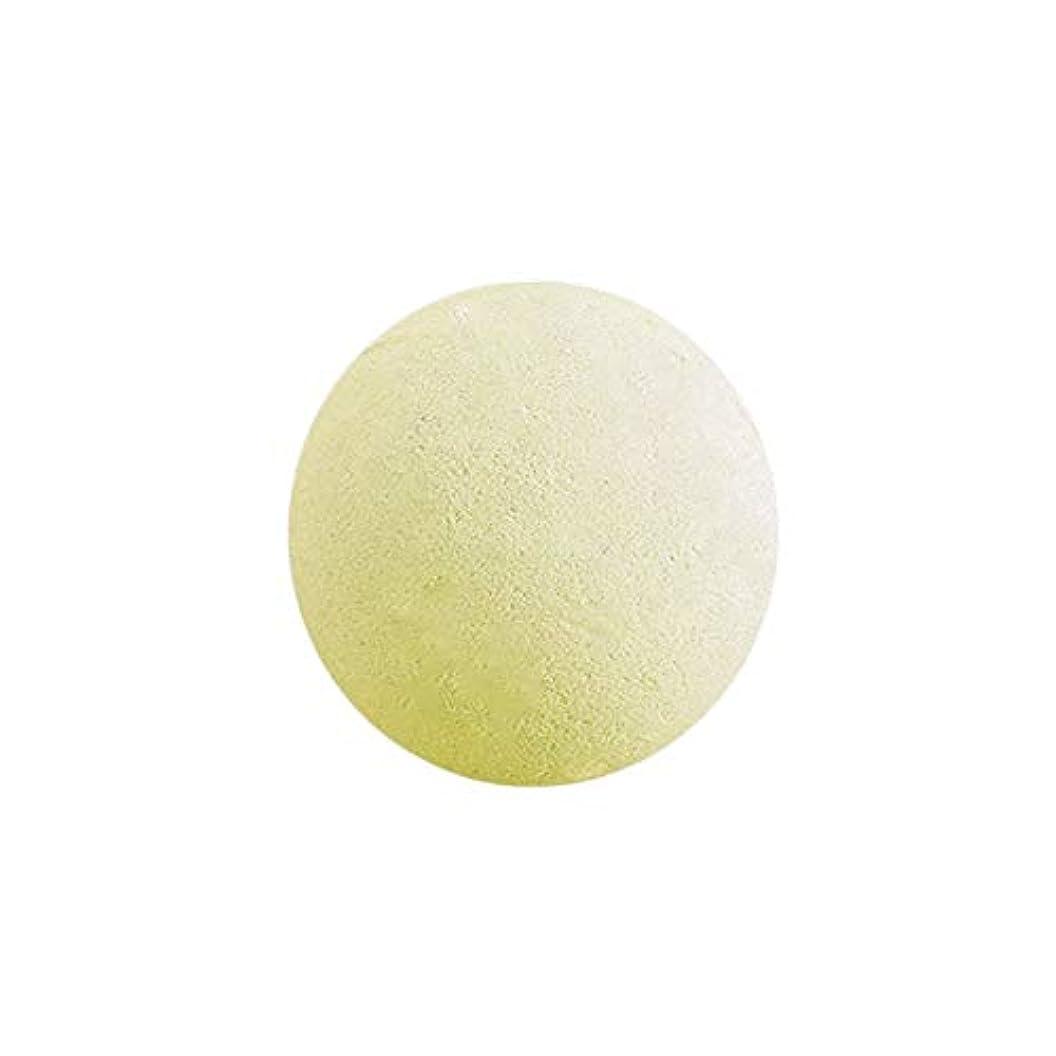 娯楽フェミニン優れた40グラム多色風呂ボール小さなサイズホームホテル浴室スパボディクリーナーバブルフィザー風呂爆弾誕生日プレゼント用ガールフレンド(Color:Green)