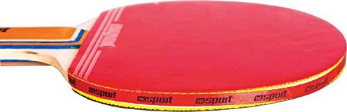 Raquete de Tênis de Mesa Bel Fix Vermelho