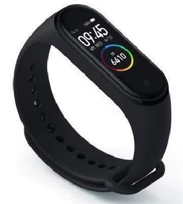 SBA AOV   M4 Band   Intelligence Bluetooth Wrist Band - Watch / Health Bracelet / Smart Watch / Activity Tracker / Bracelet Watch / Smart Fitness Band , Heart Rate Monitor