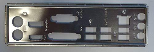 ASUS B85M-E Blende - Slotblech - I/O Shield