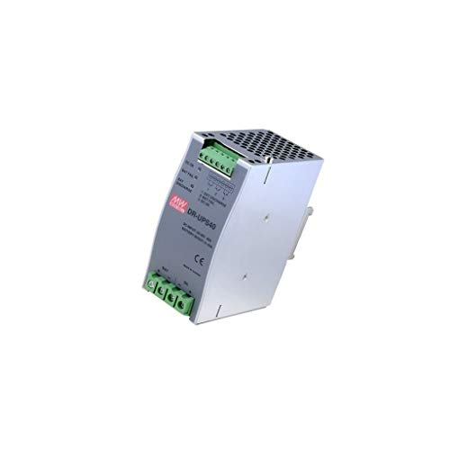 DR-UPS40 Pwr sup.unit UPS 24VDC 24÷29VDC 40A 21÷29VDC Mounting DIN MEANWELL