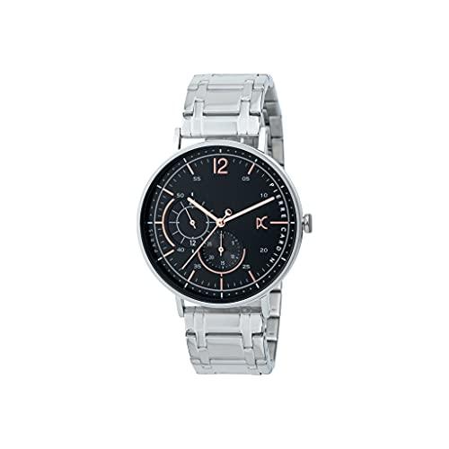 Pierre Cardin Reloj de pulsera de cuarzo para hombre de acero inoxidable con correa de acero inoxidable – Bonne Nouvelle Stride – CBN.3025