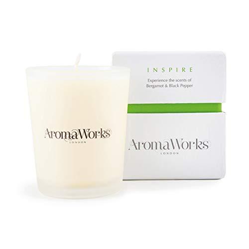 AromaWorks geurkaars Inspire 10 cl