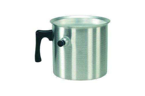 Krüger Alu- Wasserbadkocher, 1 Liter