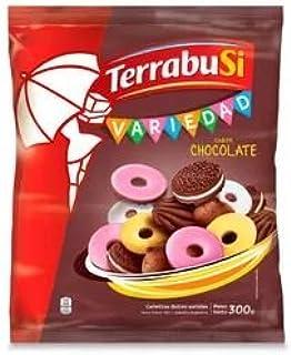 Amazon.com: Terrabusi Galletitas / Assorted Chocolate Cookies ...
