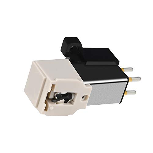 Audio-Technica At3600L Phonograph Cartridge Standard Mount Magnetic Cartridge Replacement Stylus for DJ Turntable Cartridges