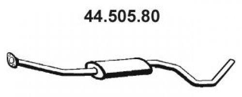 Eberspächer 44.505.80 Mittelschalldämpfer