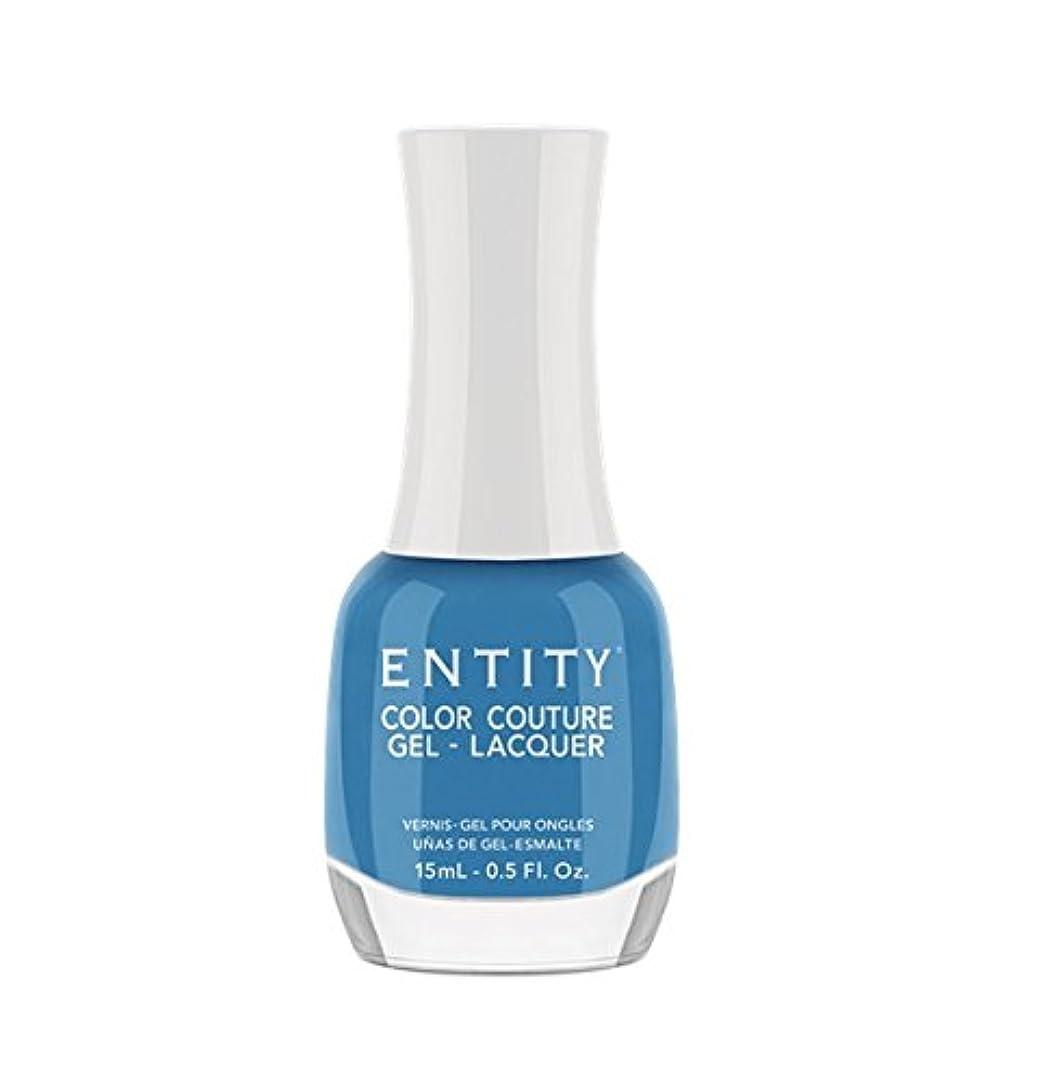 胴体でファンタジーEntity Color Couture Gel-Lacquer - Flaunt Your Fashion - 15 ml/0.5 oz