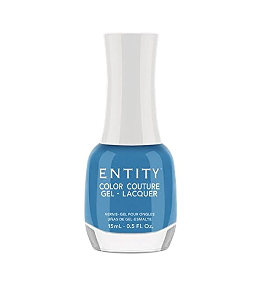 飢え禁止韓国語Entity Color Couture Gel-Lacquer - Flaunt Your Fashion - 15 ml/0.5 oz