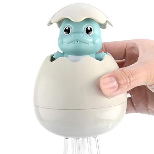 chora Baby Bath Toy Huevo De Dinosaurio Que Llueve El Juguete del Baño del Aerosol De Agua Juguetes para La Bañera para Bebés Y Niños Pequeños Juguetes para La Bañera Y La Piscina Robust
