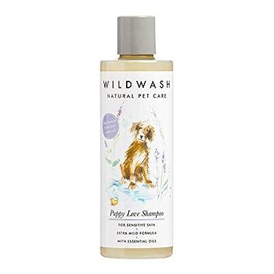 WildWash Puppy Love Pet Shampoo