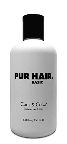 Puur Hair Basic Curls & Color Proteïne behandeling er Pack (x)