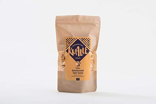 Popcorn Butterkaramell Tahiti-Vanille im 3er Pack | Knalle