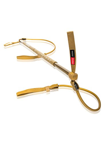 Gymstick Original 2.4 Widerstandstrainer, Gold, One Size