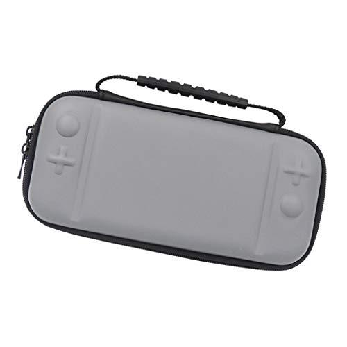 B Baosity Borsa Portatile Guaina Tasche da Viaggio Borsa per Nintendo Switch Lite - Grigio
