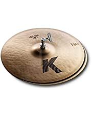 "Zildjian K Zildjian Series - 15"" Light Hi-Hat Cymbals - Pair"