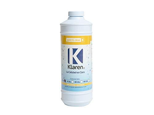 1 litro de cloro fabricante KLAREN