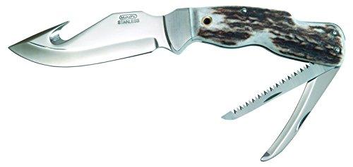 Mikov Adultes Taiga, 369 Couteau de NP-3, Longueur de la Lame : 10 cm, Multicolore, Taille Unique