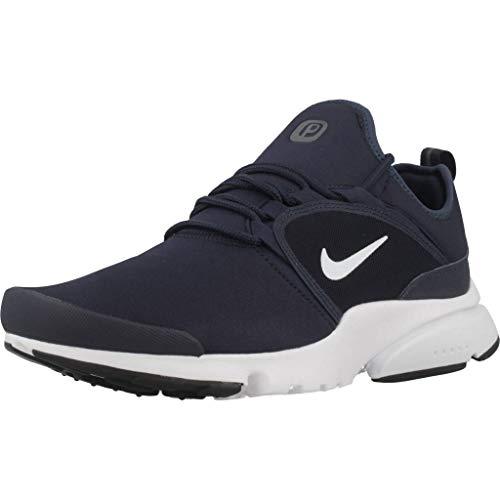 Nike Herren Presto Fly Wrld Leichtathletikschuhe, Blau (Midnight Navy/White/Black 400), 47 EU