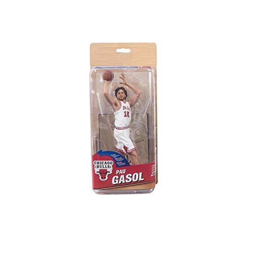 NBA Chicago Bulls Series 27 Action Figure: PAU Gasol (MVP Level Variant)