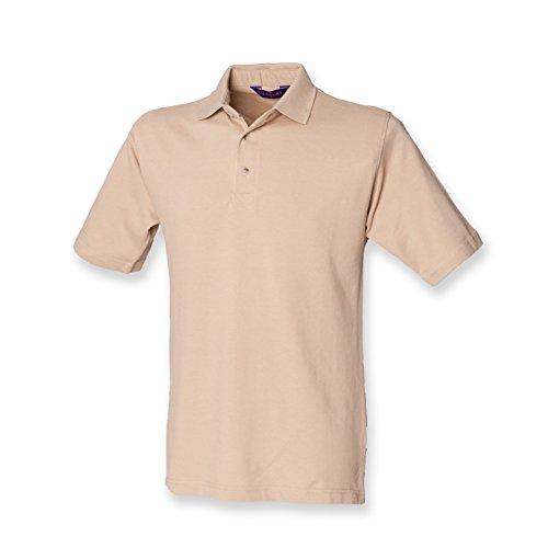 Henbury - Polo - Polo - Col Polo - Manches Courtes - Femme - Marron - XX-Large