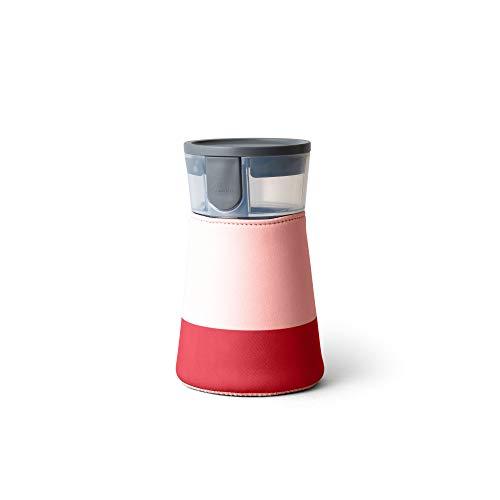 Rabbit Freezable Cocktail Maker, 32 ounces, Pink