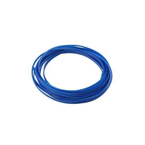 WINOMO Streifen-Zierleiste Auto Innen und Außen Dekoration 5M (blau)