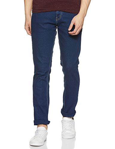 Amazon Brand – Symbol Men's Stretch Relaxed Fit Jeans