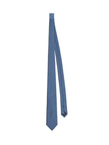 Emporio Armani Luxury Fashion Herren 3400750P31913833 Blau Krawatte   Frühling Sommer 20