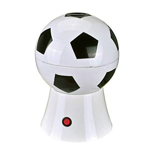UKKD 1200W Household Healthy Hot ir Oil-Free Popcorn Maker Machine Football Popcorn Machine Corn Popper for Home Kitchen