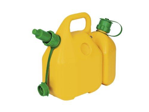 McCulloch GM577616412 Bidón con Doble Depósito Anti-Desbordante, Standard
