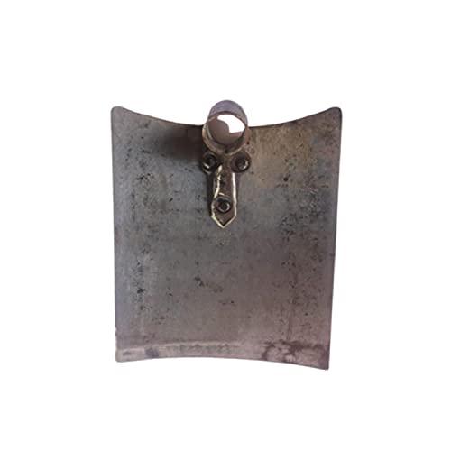 surjit Singh Kassi Sadiq Medium Size/poni kahi/Kassi/favda Tool Without Handle (Silver)