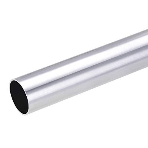 Tubo Redondo de 6063 Aluminio, Tubo de Aluminio, 28mm...
