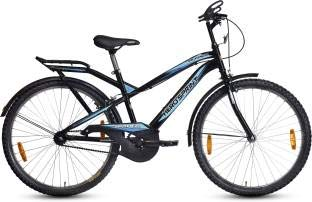 Hero Vyrus 26T Single Spped Cycle (Black)