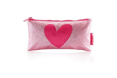 Agatha Ruiz De La Prada Miquelrius Lurex Kinder-Rucksack 22 centimeters 0.25 Pink (Rosa)