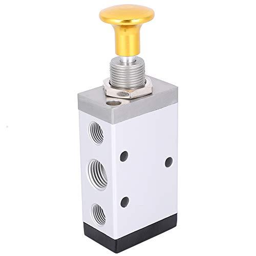 Válvula exquisita, temperatura normal Aleación de aluminio aleación de aleación de aleación de garantía
