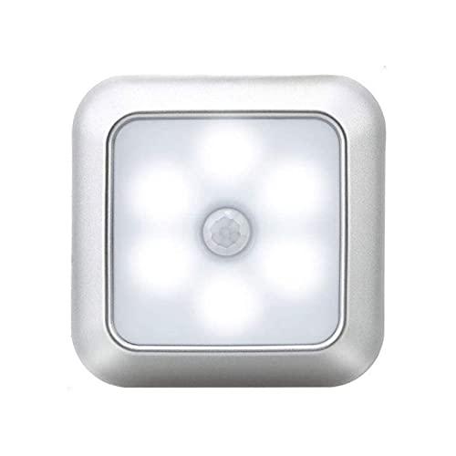 HKJZ SFLRW Luz de Noche LED Luces nocturnas Enchufe en la Pared: Sensor, automatizado ON & Off, Utilizado para Cocina, baño, mejoras para el hogar, Dormitorio