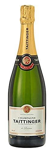 Taittinger Brut Reserve, Botella con pack regalo (1 x 0.75 l)