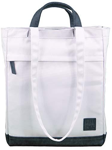 UNR!VALED TOTE-BAG 2 in 1 Rucksacktasche MARITIME Shopper Tasche Umhängetasche Damen Totepack