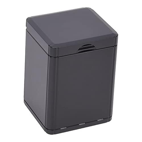 SALALIS Cargador de batería Inteligente, Caja de Carga de batería Caja de Cargador de batería Caja de Carga de batería RC Protección contra Cortocircuitos para Tello(Black)