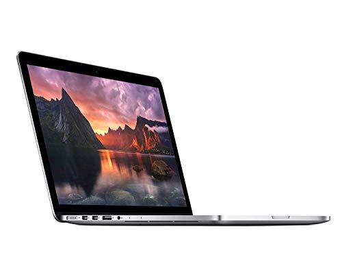 Apple MacBook Pro 13.3 Pulgadas (2015) Intel Core i5 - 2.7GHz, 8GB de RAM, SSD de 128GB - Plateado (US KEYBOARD) (Reacondicionado)
