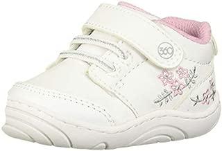 Stride Rite baby girls Sr Taye 2.0 Sneaker, Pink, 3 Infant US