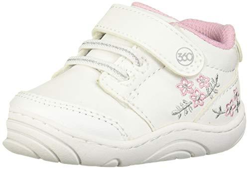 Stride Rite baby girls Sr Taye 2.0 Sneaker, Pink, 5 Toddler US