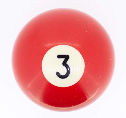 Premiergames Billardkugeln einzeln (Nr. 3)