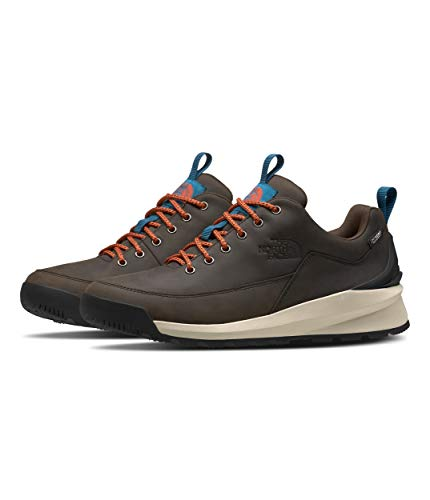 The North Face Back-to-Berkeley Low Waterproof Coffee Brown/TNF Black 12 D (M)
