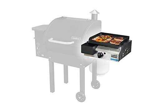 Camp Chef Sidekick Grill Accessory, Flat Top Griddle included, 14