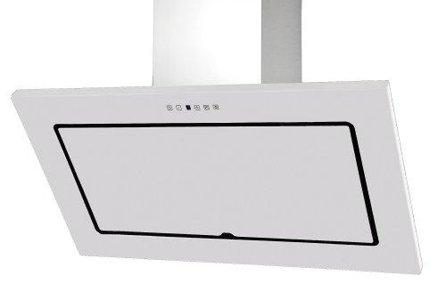 Termikel Kiel 60 W Vertikale Glas-Wandhaube 60cm weiß TouchControl