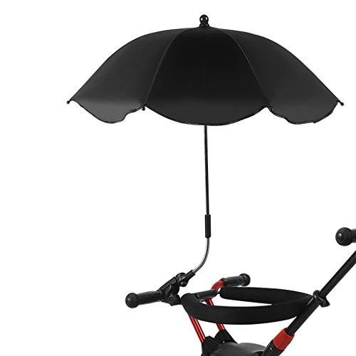Pare-Soleil pour Poussette Parapluie Poussette Universelle wuayi  Parapluie B/éb/é Universels Shade Umbrella pour Poussette Protection UV