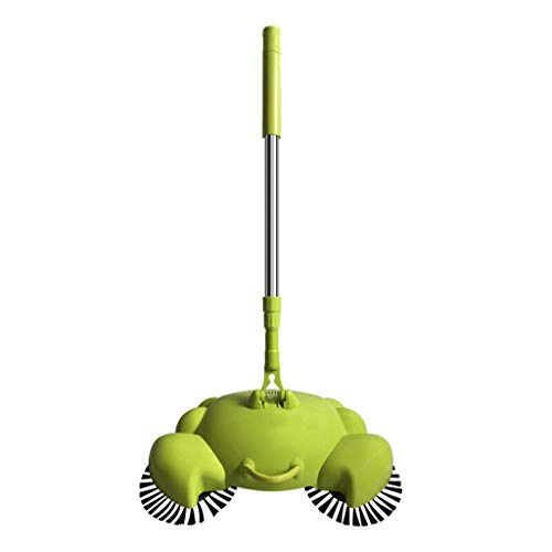 Find Discount Sisyria Home Sweeper, Sweeper Vacuum Cleaning Sweeper Brush Sweeper Floor Sweeper Broo...