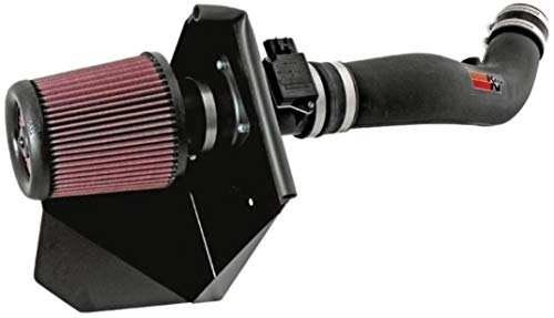 K&N Cold Air Intake Kit: High Performance, Increase Horsepower: 50-State Legal: Compatible with 1998-2001 Ford/Mazda (Ranger, B3000) 3.0L V6,57-2533